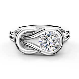 Encordia® Solitaire Ring