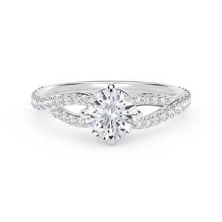 Forevermark Embrace™ Engagement Ring