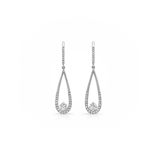 Dream Drop Lever Back Earrings