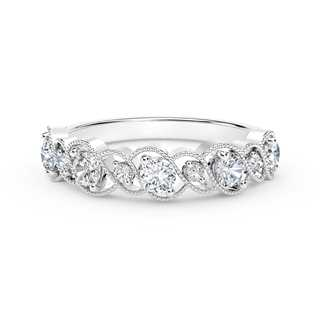 The Forevermark Tribute™ Collection Diamond Braided Ring